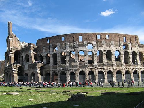 Řím a jeho památky