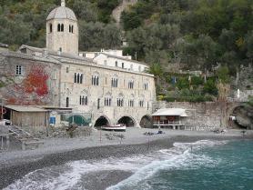 Klášter San Fruttuoso, Itálie