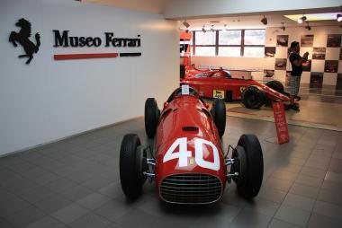 Maranello - muzeum Ferrari
