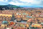 Italský region Emilia Romagna