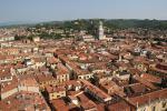 Italské město Verona