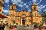 Maltská katedrála St. John's Co - Cathedral, Valletta